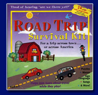 Road Trip Kit for Kids